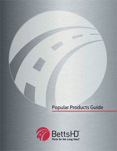 Now available BettsHD Popular Parts Guide