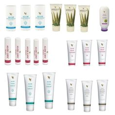 Aloe Vera- Forever Living Aloe Vera Products- Skin Care Products