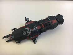 The Expanse Rocinante - Full Colour by Speed on Shapeways. Learn more before you buy, or discover other cool products in SciFi. The Expanse Ships, Space Warfare, Lego Memes, Geek Cave, Terrapin, Popular Shows, Star Destroyer, Star Citizen