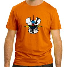 38097a12fc Ahora puedes tener tu camiseta Mazinger Z basada en la serie de manga y  anime creada