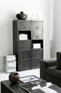 256 mejores imágenes de alacenas y librerías - cupboards   racks en ... 4d5195536f2d