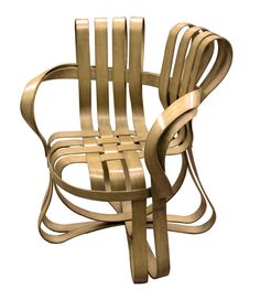 Frank Gehry (1929), Cross Check Chair