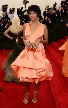 Solange Knowles in 3.1 Phillip Lim