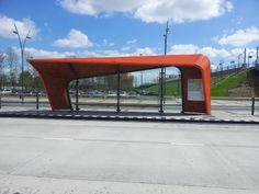 Dronten bus stop | van campen industries