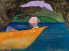 Why Did Peter Doig Finish The Pink Hat? - Review