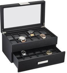 50th Birthday Bag Gift Large Men Women Age Black Luxury Present Wrap 50 Diamante