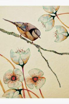 Imprimolandia: Láminas de pájaros (2)