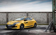 Renault Sport Megane Coupe by DarioJurkovic on DeviantArt