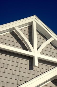 1000 Images About Roof Peak Decorations On Pinterest