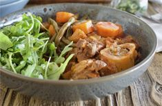 Osso Bucco Stew (with Nightshade Free Variation) - Quirky Cooking Pan Dulce, Quiches, Chorizo, Quirky Cooking, Cooking Kids, Risotto, Salsa, Filets, Pot Roast