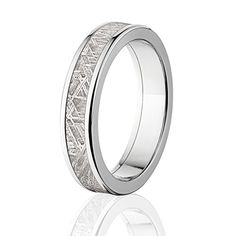 5mm Comfort Fit Meteorite Rings Set In Aerospace Grade Titanium Meteorite Rings By The Jewelry Source http://www.amazon.com/dp/B00LCL8T1S/ref=cm_sw_r_pi_dp_txenvb1EJNC6Z