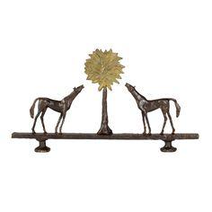 Diego Giacometti  Swiss, 1902-1985  Deux Chevaux et Arbre Sculpture, circa 1975