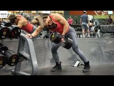 Cassandra Martin: The Iron Lady - Extreme Muscle-Building - YouTube