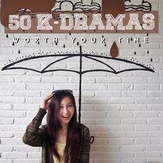 castleindeair: 50 K-Dramas I Ever Watch