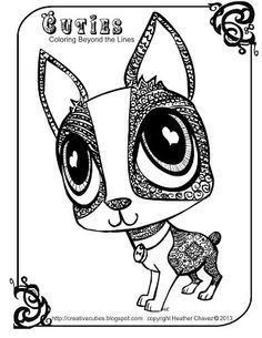 39 Best Coloring Cuties Coloring Pages Images Coloring