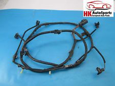 2003 JAGUAR S-TYPE FRONT BUMPER BACK UP REVERSE SENSOR WIRE WIRING HARNESS