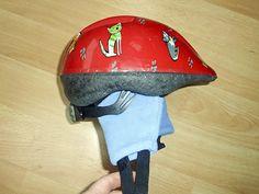 Ohrwärmer für Fahrradhelm