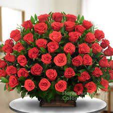 Resultado de imagen para ramos de rosas gigantes