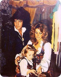 Lisa Marie's 5th birthday in Las Vegas February 1,... - Elvis never left