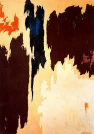 Resultado de imagem para clyfford still artist painting