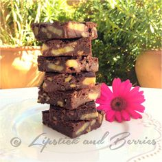 World Famous Caribbean Brownies