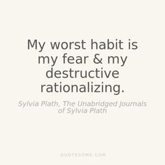 Ah, yes indeed... Destructive rationalizing!! #INFP Truths exposed! _Nikolas ♡