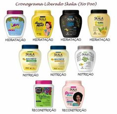 Cronograma Capilar com Skala Beauty Care, Beauty Hacks, Hair Beauty, Curly Hair Care, Curly Hair Styles, How To Make Hair, Afro Hairstyles, Hair Hacks, Healthy Hair