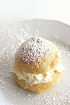 cardamon cream puff