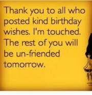 humor birthday ~ humor birthday ` humor birthday wishes for men ` humor birthday women ` humor birthday wishes ` humor birthday wishes hilarious ` humor birthday meme ` humor birthday cards ` humor birthday for him Thank You Quotes For Birthday, Happy Birthday Wishes Friendship, Happy Birthday Wishes For A Friend, Friend Birthday Quotes, Birthday Wishes And Images, Birthday Wishes Quotes, Happy Birthday Funny, Humor Birthday, Birthday Ideas
