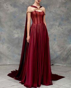 Elegant Dresses, Pretty Dresses, Pretty Outfits, Ball Dresses, Ball Gowns, Prom Dresses, Evening Dresses, Mode Rock, Fantasy Gowns