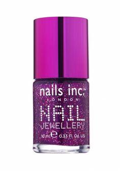 Princes Arcade Nail Jewellery   nails inc