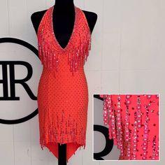 🎁 FREE SHIPPING 🚚 🛒 Order on the website www.ddressing.com - - - #dress #ballroom #latindressforsale #standartdresses Ballroom Dresses For Sale, Pearl Dress, Pink Grapefruit, Dance Costumes, Dressing, Free Shipping, Pearls, Website, Formal Dresses
