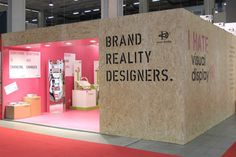 VISUAL STAND Trade Show Booth Design #tradeshow #exhibition #architecture