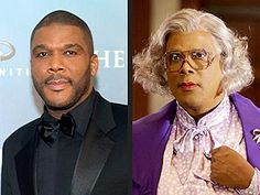 Movies, TV, plays, song writing.... this guy can do anything. Tyler Perry is the man!