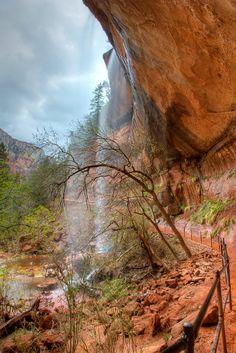 **   Zion's Emerald Pools Trail