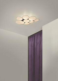 slaapkamer lamp Gala 5 Opal van Lumiven  Sweet home  Pinterest ...