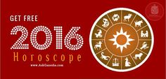 Get 2016 free horoscopes for all sun signs