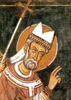 31 dicembre Sylvester I PP. St Cornelius, Attila The Hun, Saint Gregory, St Peter And Paul, Roman Catholic, Saints, Christmas Ornaments, Holiday Decor, Santos