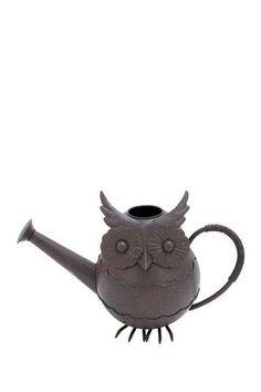 Owl Watering Can on HauteLook