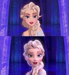 Elsa's Ice Palace was created by Elsa the Snow Queen in the Disney animated film…