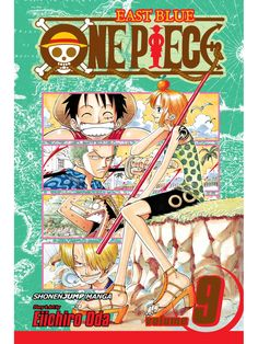"""The Protagonist Podcast #095: Nami in One Piece (Manga 1999) """"Girls have to be strong too."""" This week, Todd, Joe, and Andrew discuss the most popular manga of all time, One Piece. We discuss Nami's tragic back story, her awesome Mom, and the blend of absurd silliness and emotional depth."""
