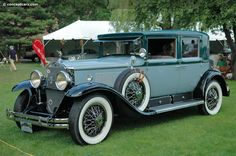*1929 CADILLAC 341B This is my father's car repinned from somebody elses board - cool!!