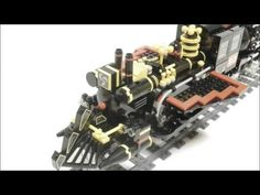 LEGO Jules Verne Train Back to the Future on LEGO CUUSOO