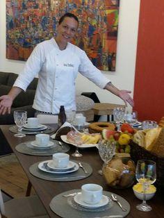 Veja todas as fotos deste café da manhã delicioso para 7 renomados arquitetos e equipe de organização da 2a Mostra Dining & Living 2016 no https://www.facebook.com/osecretobychefanastellato/ Curta o #Osecretobychefanastellato. Saiba tudo da vida da Chef por lá! Agenda completa! #bychefanastellato