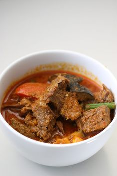 Red Curry Short Ribs in the Instant Pot Pressure Cooker - Anna Vocino