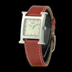 Hermes Apple Watch, Hermes Watch, Watch Companies, Square Watch, Html, Watches For Men, Paris, Jewellery, Classic