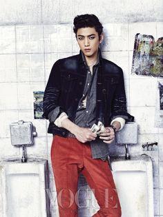 Sung Joon - Vogue Magazine