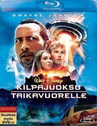 Kilpajuoksu taikavuorelle (Blu-ray + DVD)