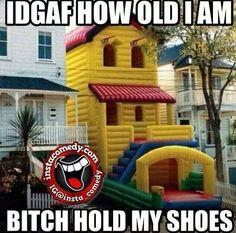 Haha yess!