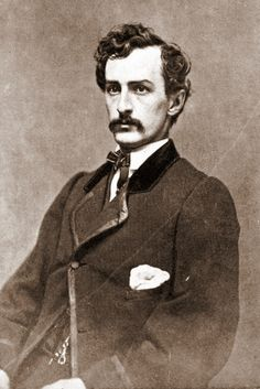 John Wilkes Booth (1838 – April 26, 1865) was a famous American stage actor who assassinated President Abraham Lincoln at Ford's Theatre, in Washington, D.C., on April 14, 1865.  He was a Confederate sympathizer vehement in his denunciation of the Lincoln Administration & outraged by the South's defeat in the American Civil War. Following the shooting, Booth fled on horseback, eventually making his way to a farm in rural northern Virginia, where he was tracked down & shot by a Union soldier.